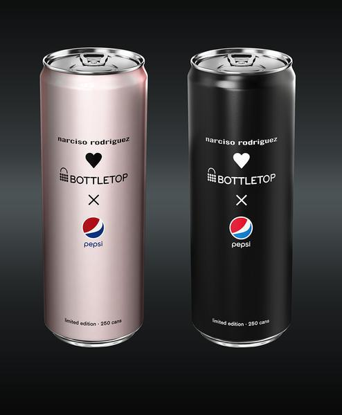 Pepsi-limited-edition-Narciso-Rodriguez-Bottletop-Collection