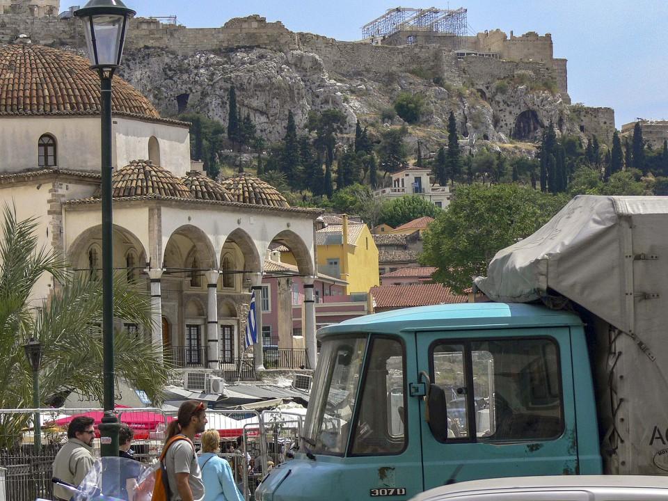 아테네 그리스 Athens 유럽자유여행