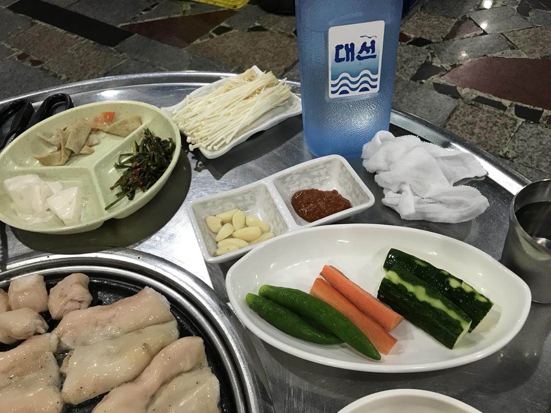 울산 남구 삼산동 부산막창