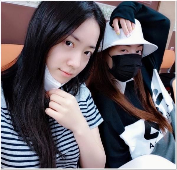 류효영 류화영 쌍둥이 자매