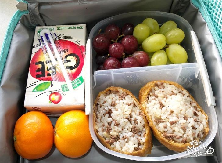 도시락 lunchbox lunch foods kids lunchbox