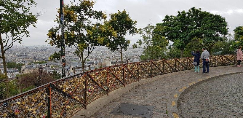 몽마르뜨 언덕 - 사크레쾨르 대성당