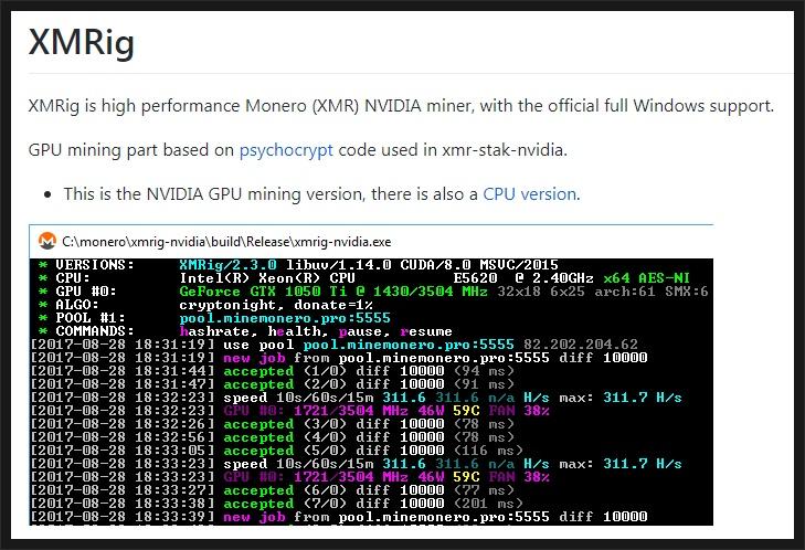 How To Setup Monero Gpu Miner On Windows 10 Siacoin Mining Pool – De
