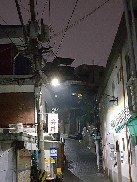 서울 불법 체류자 밀집지역