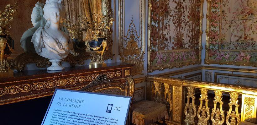 베르사유 궁전 왕비의 방