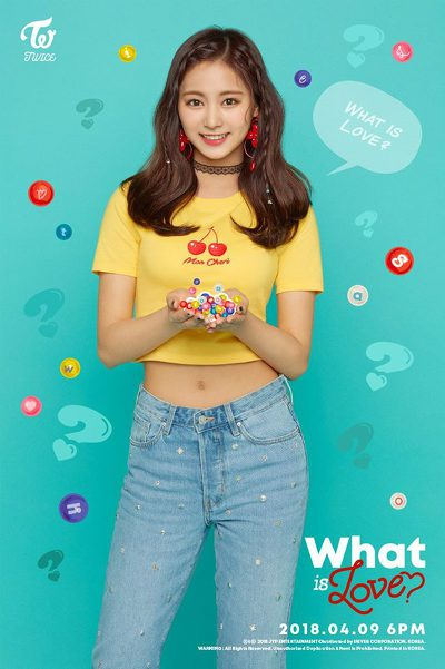 트와이스 What is Love?