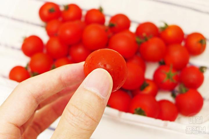 생로병사의 비밀 나온 방울토마토 효능 익혀 먹는방법