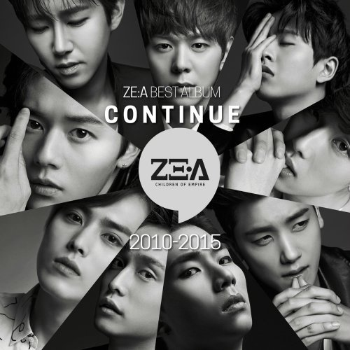 ZE:A – CONTINUE Lyrics [English, Romanization]
