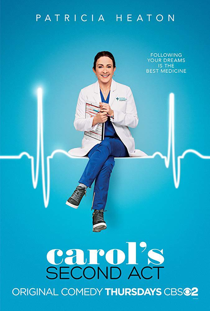 캐롤의 세컨드액트(Carol's Second Act) 프리뷰 (c) CBS