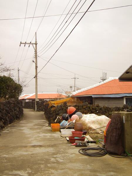 생존과 여행의 갈림길 - 07 제주도 비양도 한림 초등학교 비양분교
