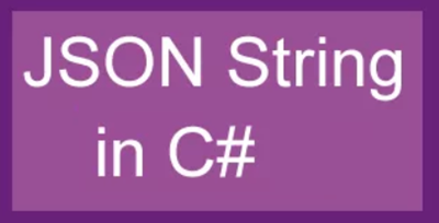 C# Json 파싱 예제 - List에 클래스 객체 저장 (json to list object)