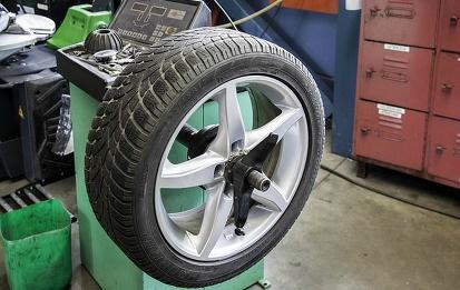 블랙아이스 타이어 관리