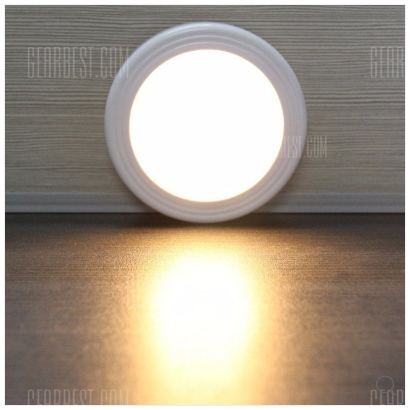 ▲Mini LED Infrared Light Control Body Induction Night Lamp