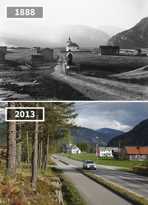 노르웨이, 리스타드 1888~2013