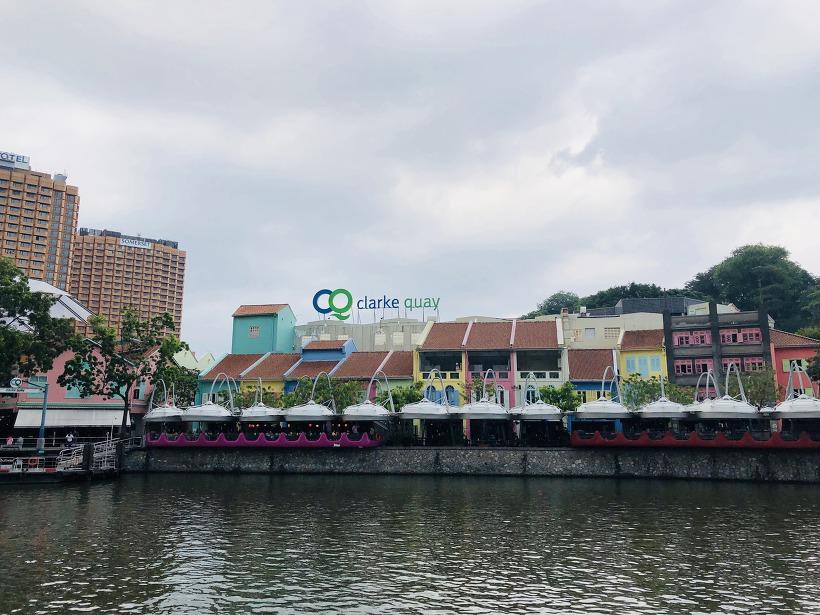[싱가폴] 리버사이드 Riverside 클락키 Clarke Quay 펍 놀러가기/페라나칸 Peranakan 동네 카통 Katong 방문기/카통 전통지구 Katong Traditional Area /싱가폴맛집