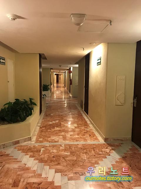 옴니 칸쿤 호텔 올인클루시브