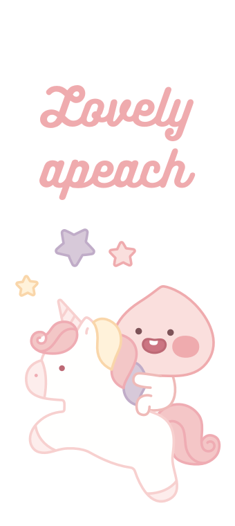 Lovely Apeach