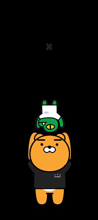 아이앱 X 라이언&콘