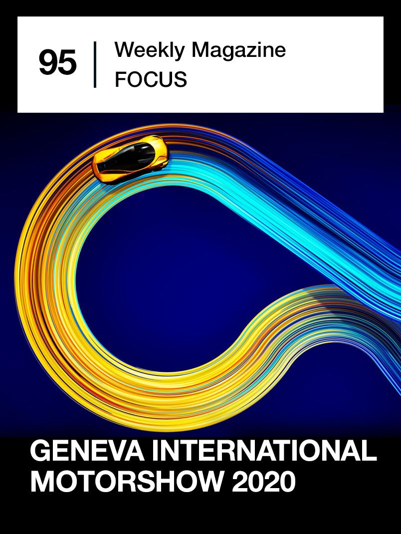 GENEVA INTERNATIONAL MOTORSHOW 2020