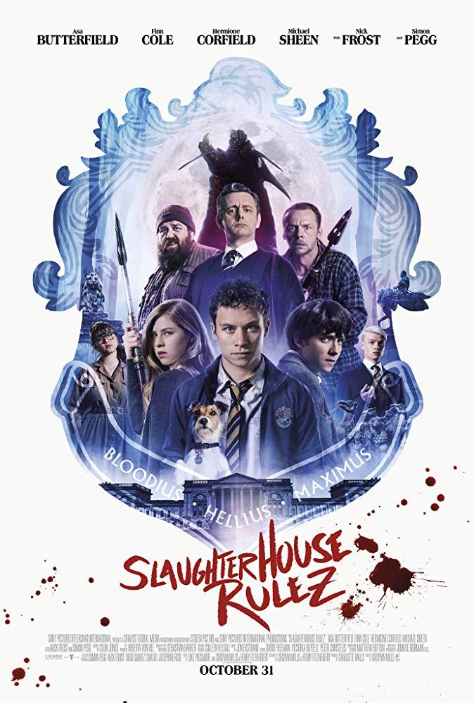 슬러터하우스 룰즈 (Slaughterhouse R…