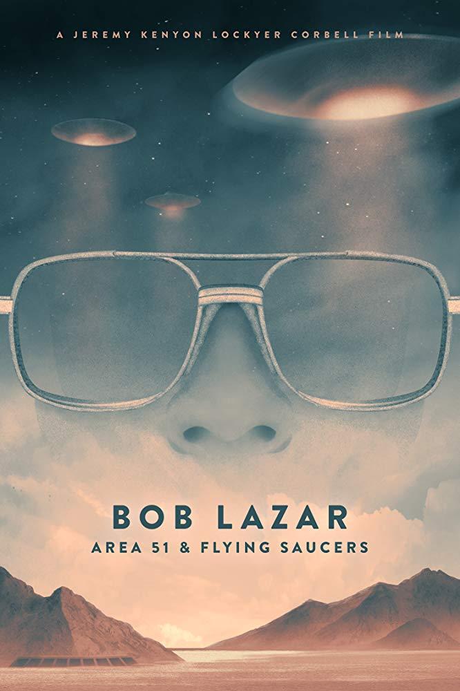 밥 라자르 - 51구역과 UFO