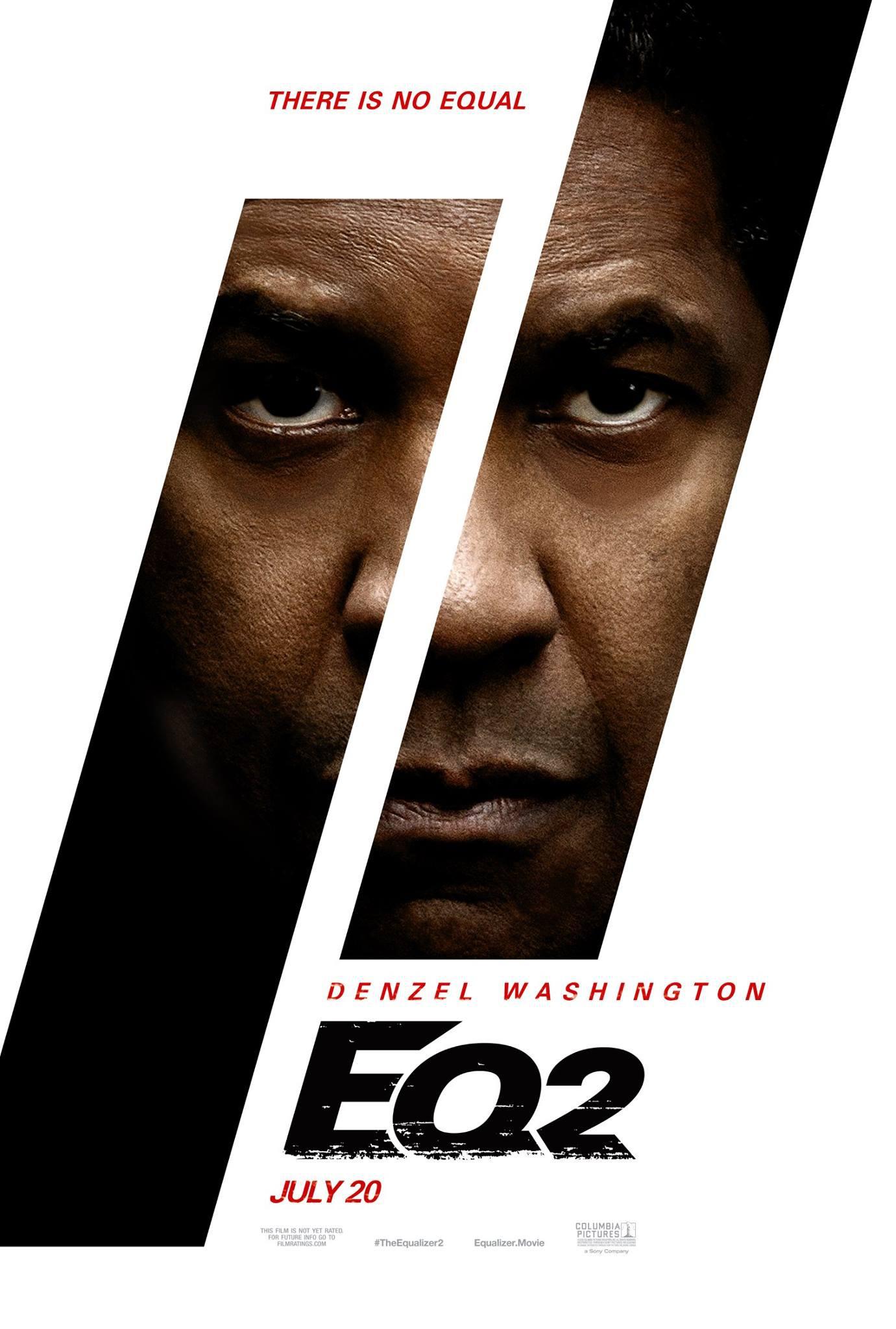 더 이퀄라이저 2 (The Equalizer 2, 2018)