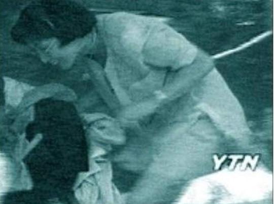 삼풍백화점 악마아줌마 YTN 캡처 사진. 인터넷 캡처