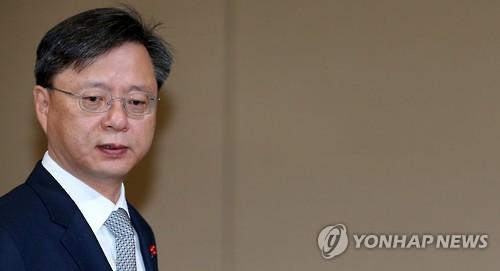우병우 청와대 민정수석 [연합뉴스 자료사진]