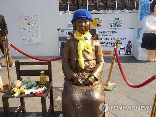 소녀상 [연합뉴스 자료사진]