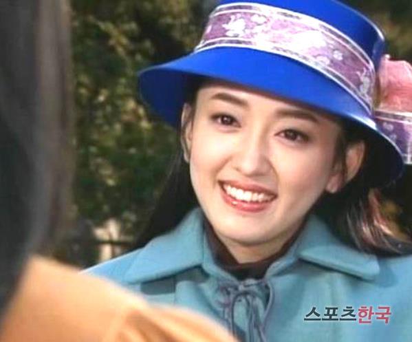 결혼 1년 만에 임신 소식을 전한 배우 이세은의 과거 모습. 사진=SBS