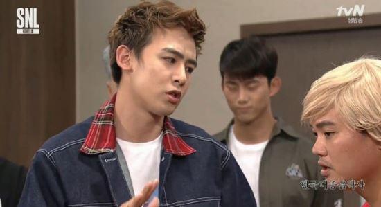 사진 = tvN 'SNL 코리아 시즌8' 방송 캡쳐