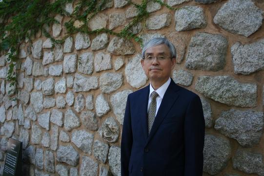 송철의 국립국어원장. / 이다비 기자