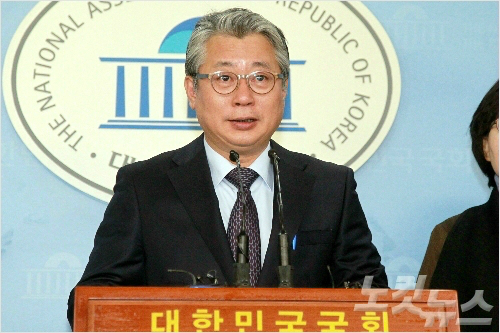 더불어민주당 조응천 의원 (사진=윤창원 기자)