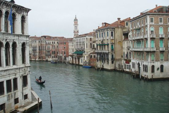 이탈리아 물의 도시 베니스(사진=포커스미디어 제공)
