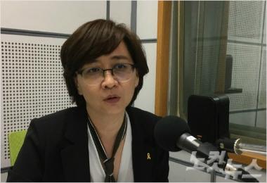 민주언론시민연합 김언경 사무처장