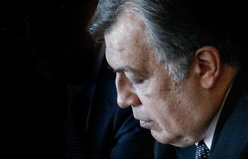 안드레이 카를로프 주(駐) 터키 러시아대사 [타스=연합뉴스 자료사진]