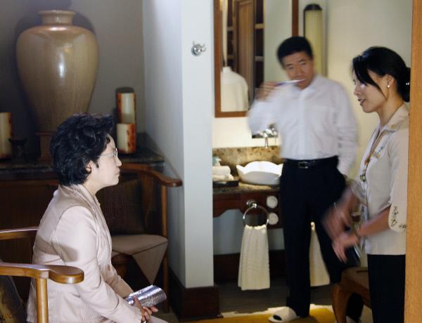 2007년1월14일 필리핀 세부 숙소에서 ⓒ 장철영