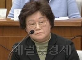 김경숙 전 이화여대 신산업융합대학장. [헤럴드경제DB]