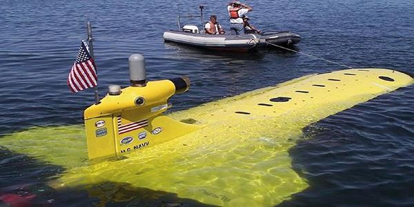ⓒ졔팡쥔바오 제공 중국 해군이 필리핀 공해상에서 나포한 미국 해군의 수중 드론과 같은 모델의 드론.