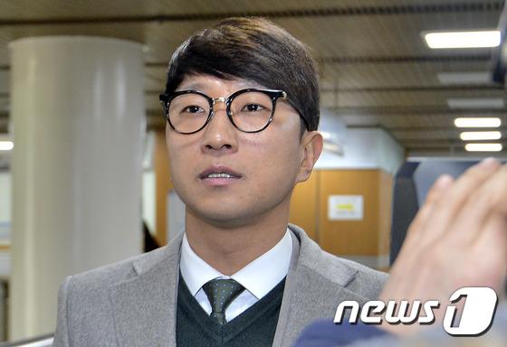 전 스피드스케이팅 국가대표 이규혁씨 © News1