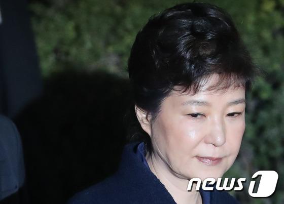 박근혜 전 대통령© News1 사진공동취재단