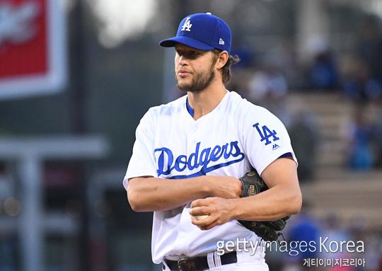 LA 다저스 클레이튼 커쇼 (사진출처 = gettyimages / 이매진스)