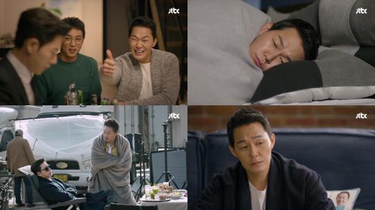 /사진=JTBC '맨투맨' 방송 캡처