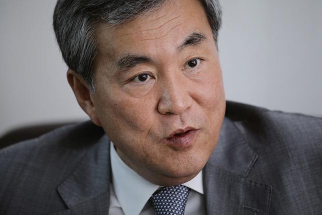 ▲ 이상돈 국민의당 의원. ⓒ프레시안(최형락)