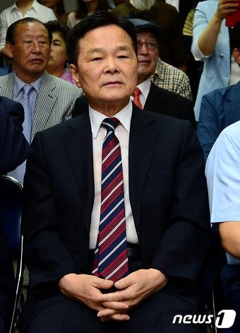 강동호 자유한국당 서울시당위원장. © News1 박정호 기자