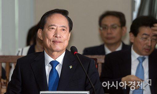 송영무 국방부 장관 후보자