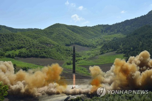 [Korean Central News Agency/Korea News Service via AP=연합뉴즈 자료사진]
