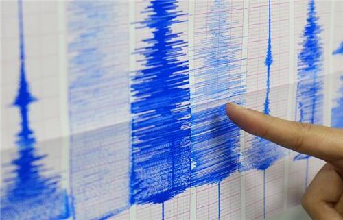 지진 관측장비 [타스=연합뉴스]