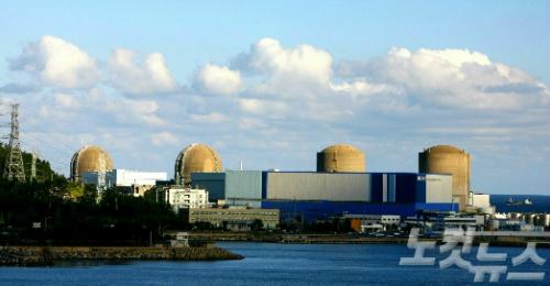 부산 기장군 고리원자력발전소. (사진=자료사진)