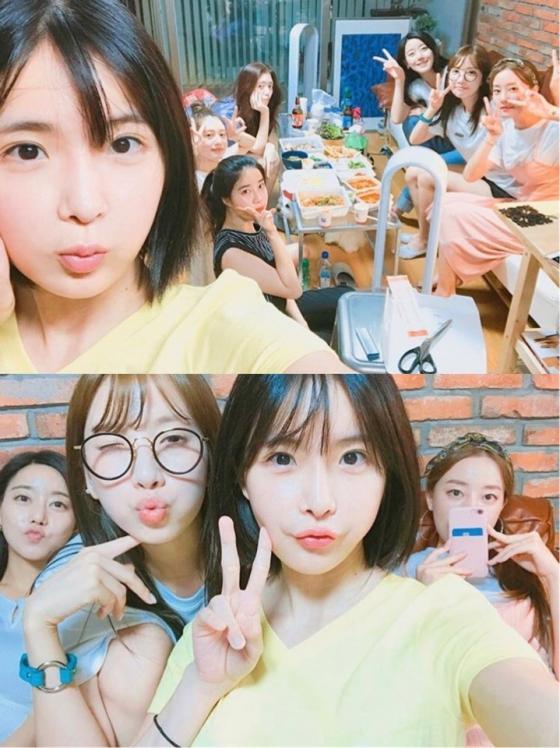 조현영 인스타그램
